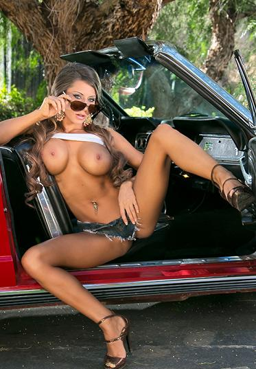 Madison Ivy morenita