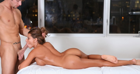 Madison Ivy mamada corrida